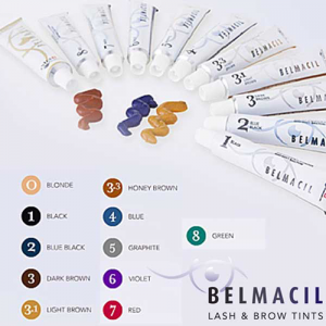 Belmacil Tints - Basic colours